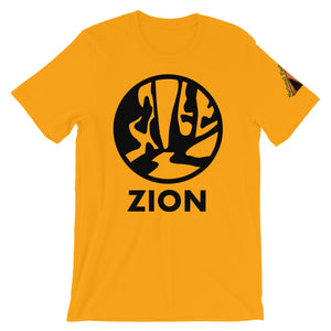 Zion Black Logo Shirt