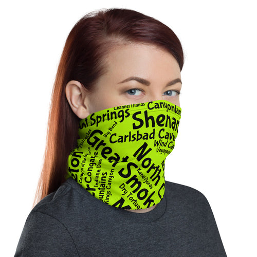 62 National Park Neck Gaiter - Spring Bud