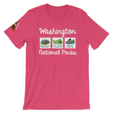Load image into Gallery viewer, Washington National Park Short-Sleeve T-Shirt
