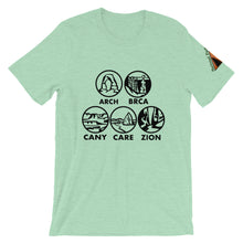 Load image into Gallery viewer, Utah National Parks Shirt - Variation 2