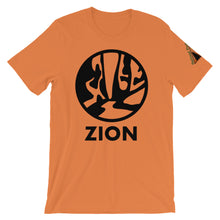 Load image into Gallery viewer, Zion Black Logo Shirt