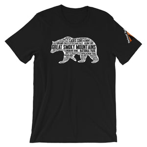 Great Smoky Mountains Bear Shirt