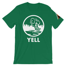 Load image into Gallery viewer, Yellowstone White Logo Shirt