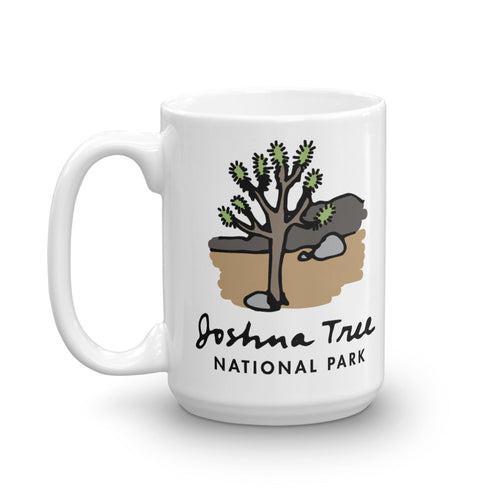 Joshua Tree National Park Mug
