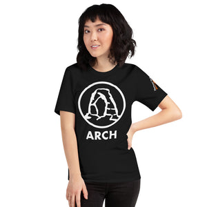 Arches White Logo Shirt