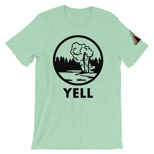 Yellowstone Black Logo Shirt