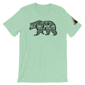 Great Smoky Mountain National Park Bear Shirt