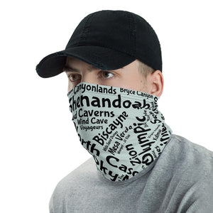 62 National Park Neck Gaiter - Tidewater