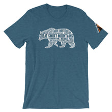Load image into Gallery viewer, Great Smoky Mountains Bear Shirt