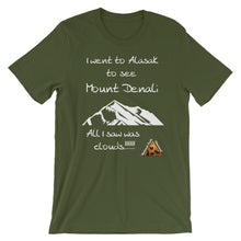 Load image into Gallery viewer, Denali Clouds Short-Sleeve T-Shirt