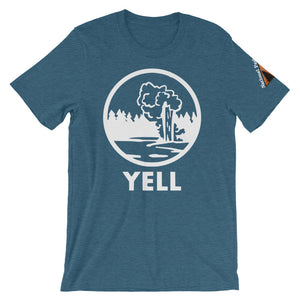 Yellowstone White Logo Shirt