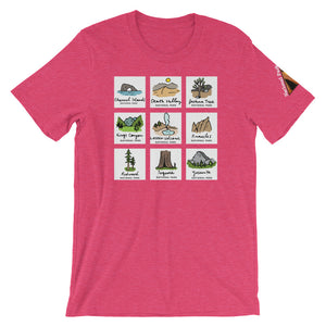 California National Parks Short-Sleeve T-Shirt