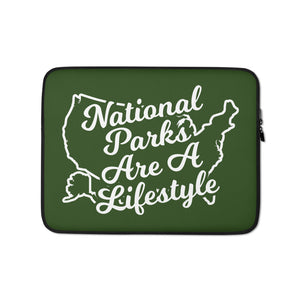 National Parks are a Lifestyle Laptop Sleeve