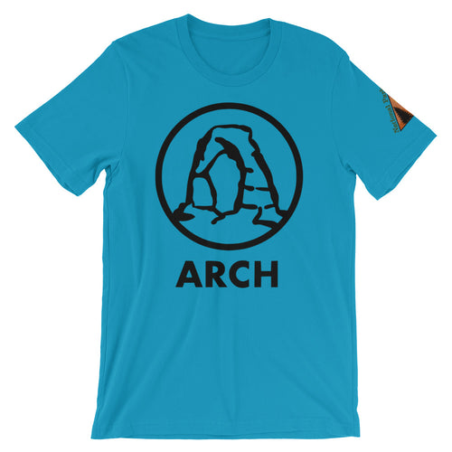 Arches Black Logo Shirt
