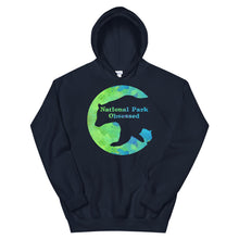 Load image into Gallery viewer, National Park Obsessed Bear Hoodie