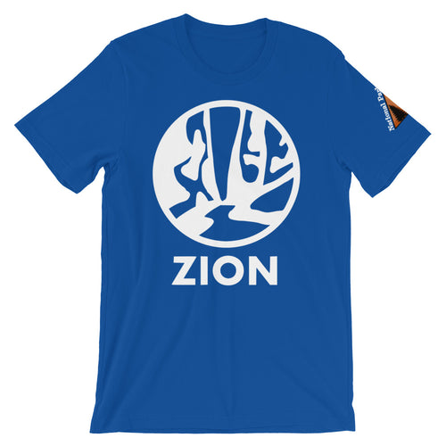 Zion White Logo Shirt