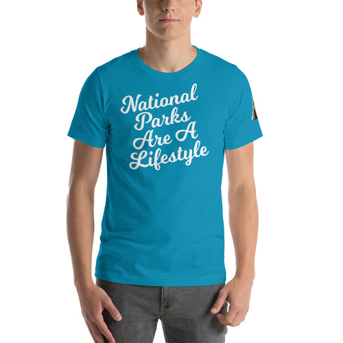National Parks are a Lifestyle T-Shirt