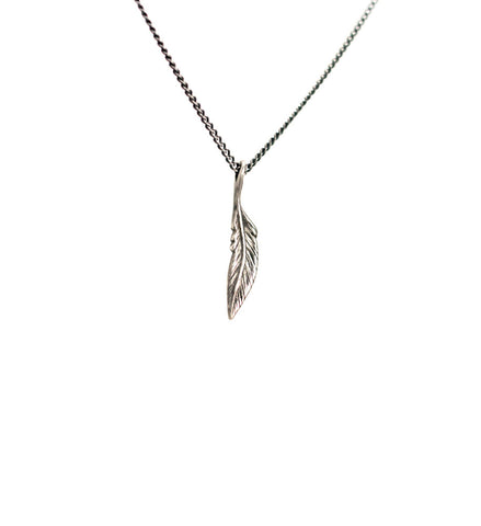 Feather Love Pendant