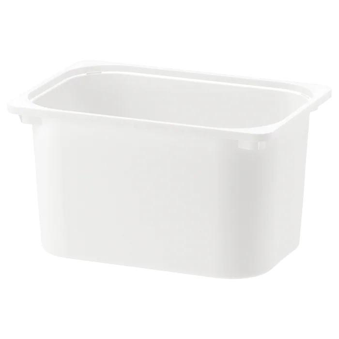 TROFAST Storage box, 42x30x23cm, White
