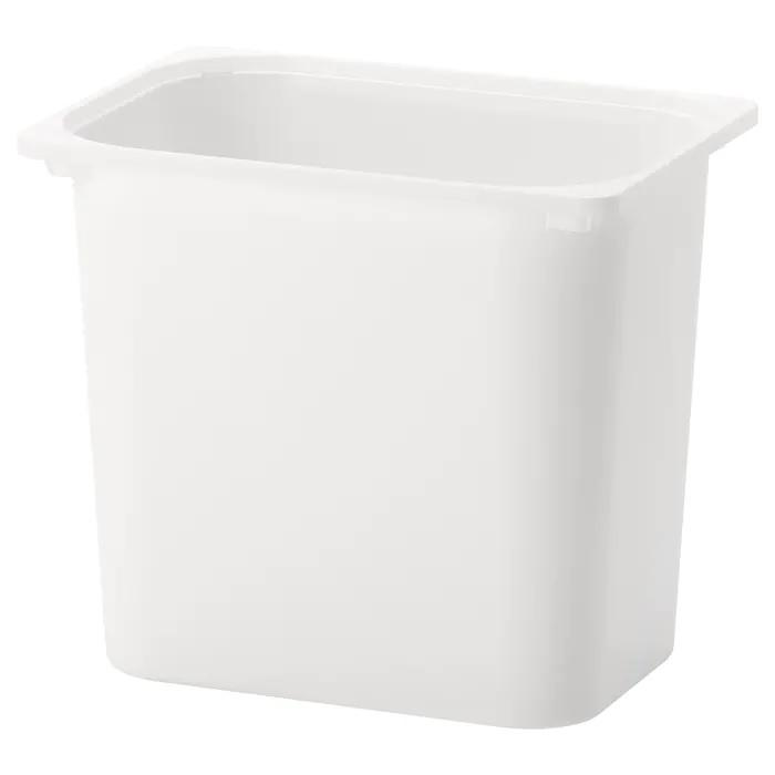 TROFAST Storage box, 42x30x36cm, White