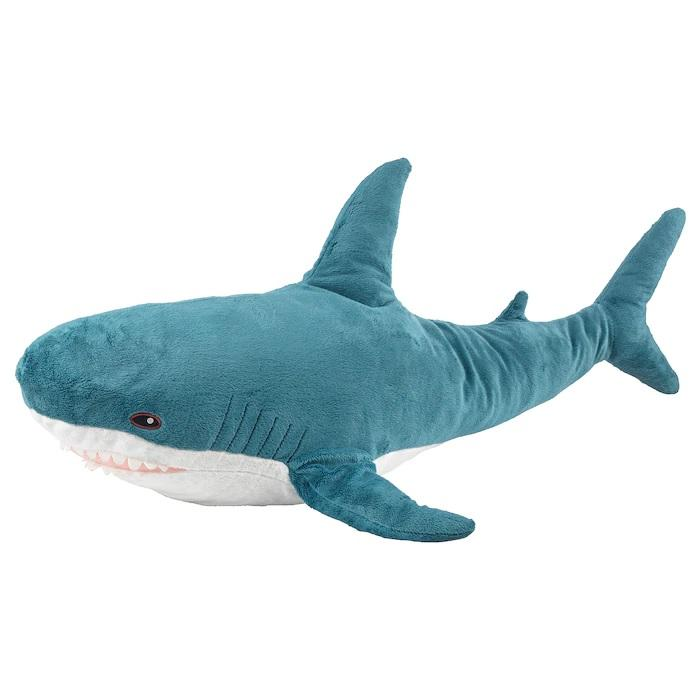 BLAHAJ Soft toy, 100cm, Shark