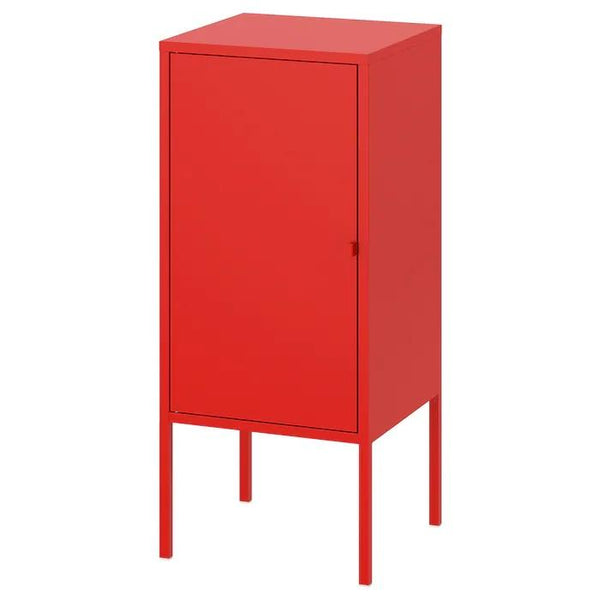 LIXHULT Cabinet, 35x60cm, Metal/red