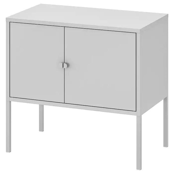 LIXHULT Cabinet, 60x35cm, Metal/grey