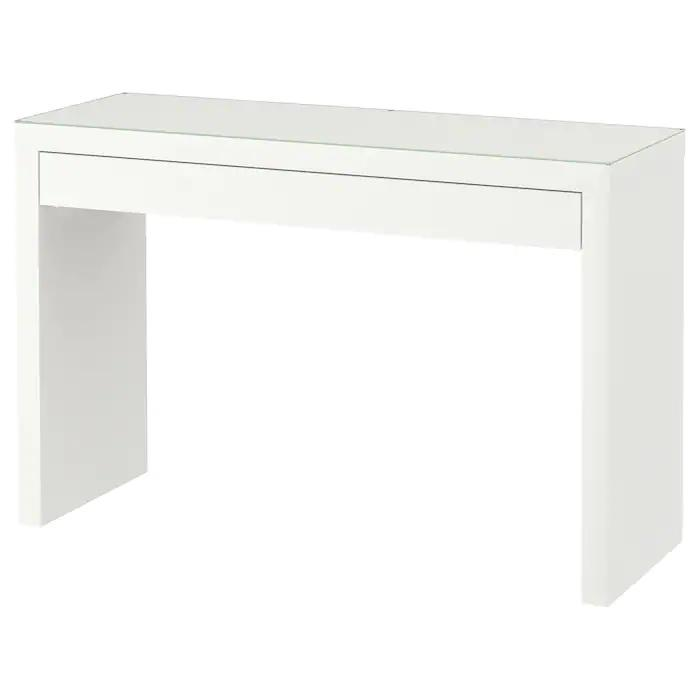 MALM Dressing table, White