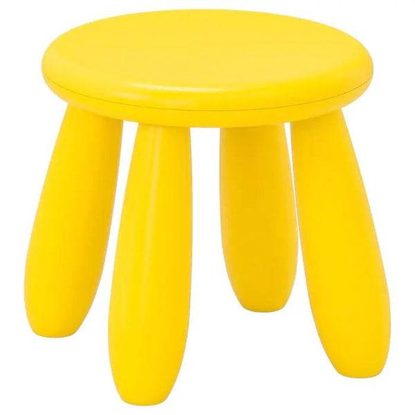 MAMMUT Children's stool, Yellow