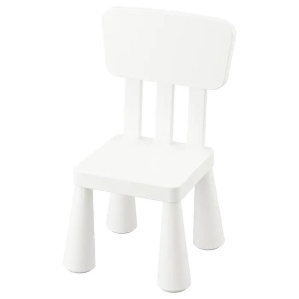 MAMMUT  Children's chair, White
