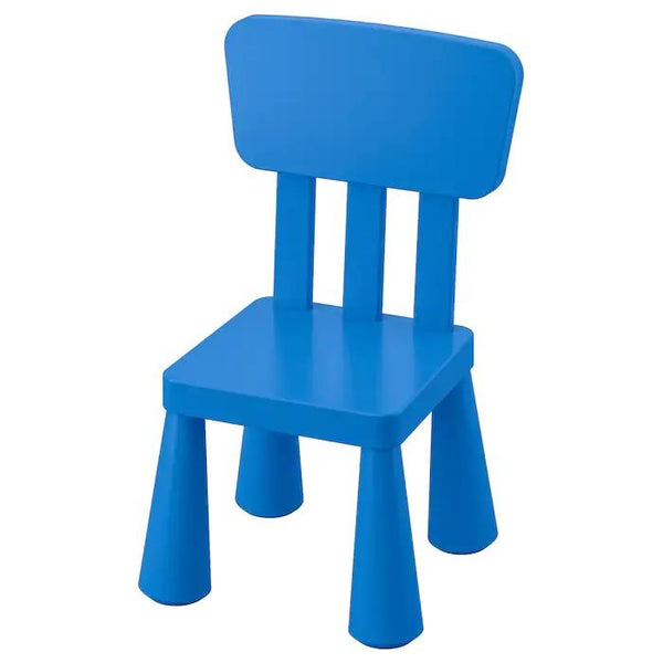 MAMMUT  Children's chair, Blue