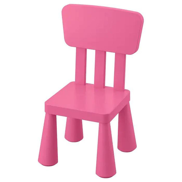 MAMMUT  Children's chair, Pink