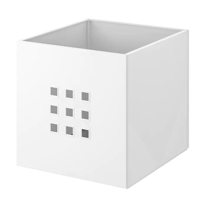 LEKMAN box, White