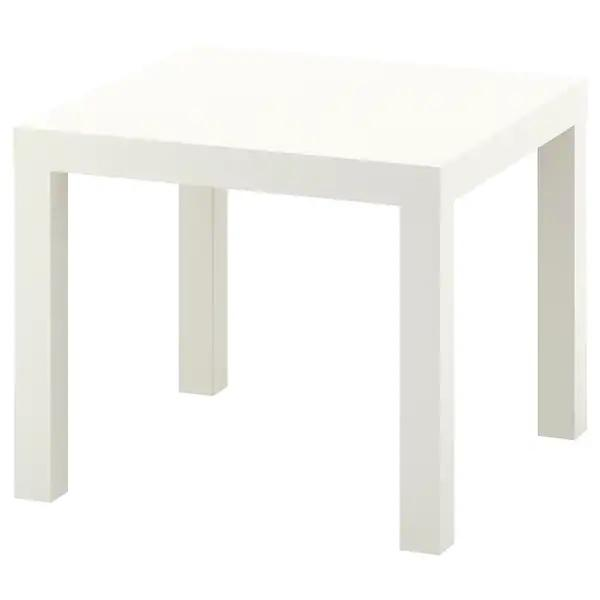 LACK side table, 55x55cm , White