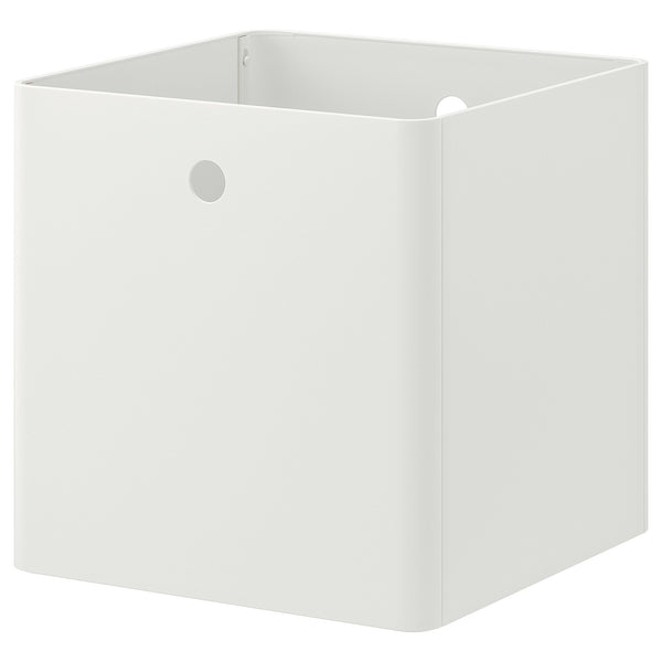 KUGGIS Storage box, 30x30x30cm, White