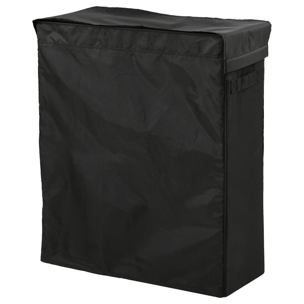 SKUBB Laundry bag with stand, 80l, Black