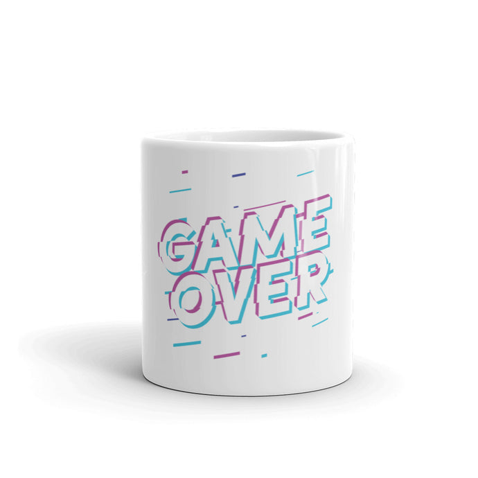 Bit-Games Game Over Tasse