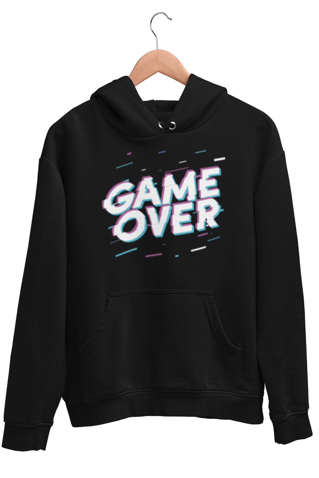 Bit-Games Game Over Pullover