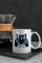 Laden Sie das Bild in den Galerie-Viewer, Bit-Games Gamer Tasse