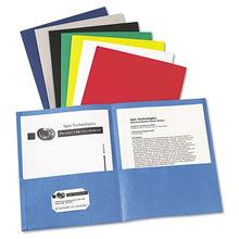 Load image into Gallery viewer, Avery Two-Pocket Folders, 25/BX
