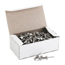 Load image into Gallery viewer, Aluminum Head Push Pins, 100/BX
