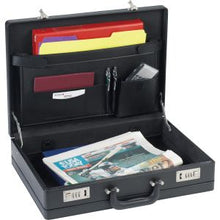 Load image into Gallery viewer, Basic Business Briefcase, Black