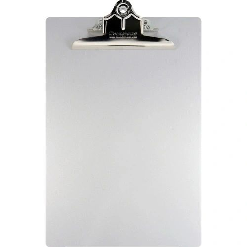 Aluminum Clip Board, Each