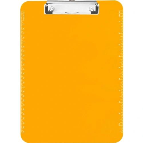 Plastic Clipboard with Flat Clip