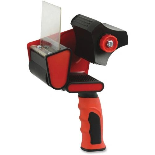 Packing Tape Dispenser with Comfort Grip