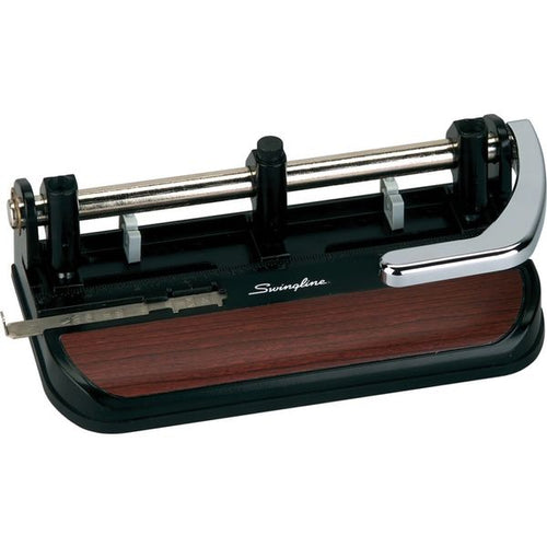 Heavy Duty Paper Punch, 2 or 3 Hole, Swingline
