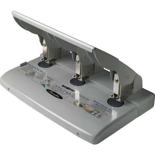 Swingline Heavy Duty 3-Hole Punch, 75-Sheet