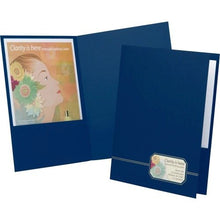 Load image into Gallery viewer, Executive 2-Pocket Folders, Monogram Series, 4/PK