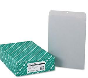Executive Gray, Clasp-Gummed Envelopes, 100/BX