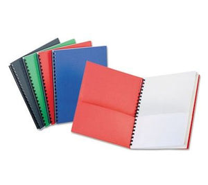 Oxford, 8-Pocket Portfolio, Each